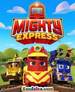 Mighty Express 3. Sezon Türkçe Dublaj indir | DUAL