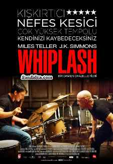 Whiplash Türkçe Dublaj indir | DUAL | 2014