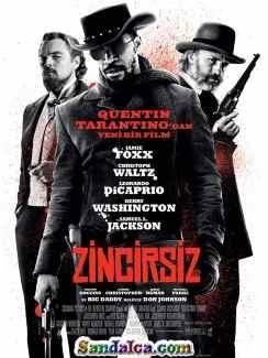Zincirsiz – Django Unchained Türkçe Dublaj indir | DUAL | 2012