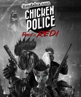 Chicken Police Full Oyun indir   RePack   2020