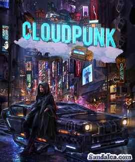 Cloudpunk Full Oyun indir   Repack   2020