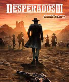 Desperados 3 Full indir | RePack | 2020