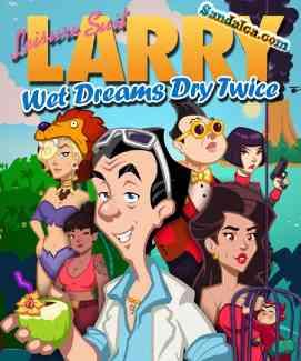 Leisure Suit Larry – Wet Dreams Dry Twice Full indir   RePack   2020