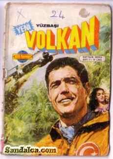 Yüzbaşı Volkan Çizgi Roman Serisi PDF indir