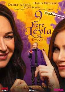 9 Kere Leyla Sansürsüz indir | 2020