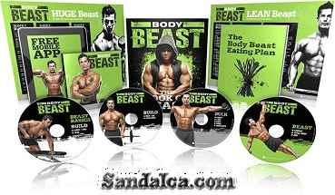 Beachbody Body Beast Eğitim Seti indir Vücut Geliştirme Eğitimi