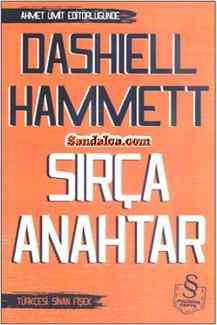 Dashıell Hammett – Sırça Anahtar PDF ePub indir