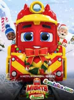 Mighty Express Noel Macerası Türkçe Dublaj indir | DUAL | 2020