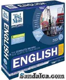 Tell Me More İngilizce Eğitim Seti indir Türkçe 16 CD