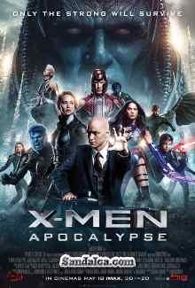 X-Men: Apocalypse Türkçe Dublaj indir | DUAL | 2016