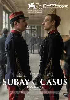 Subay ve Casus – An Officer and a Spy Türkçe Dublaj indir | DUAL | 2020