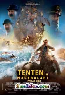 Tenten'in Maceraları – The Adventures of Tintin Türkçe Dublaj indir | 2011