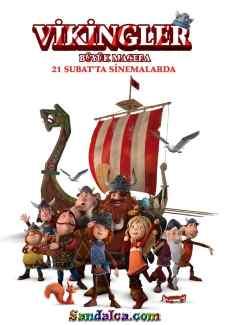 Vikingler Büyük Macera Türkçe Dublaj indir | DUAL | 2020