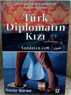 Deniz Goran – Türk Diplomatın Kızı PDF indir