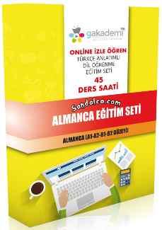 Görüntülü Akademi Almanca Görsel Eğitim Seti indir