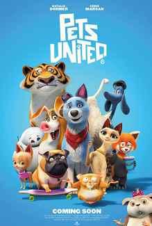 Evcil Hayvanlar Birliği – Pets United Türkçe Dublaj indir | DUAL | 2019