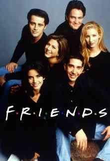 Friends Tüm Bölümleri Türkçe Dublaj indir
