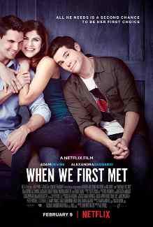 İlk Tanıştığımız Gece – When We First Met Türkçe Dublaj indir | DUAL | 2018