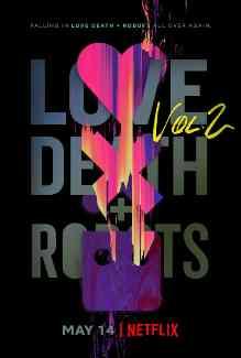 Love, Death & Robots Tüm Bölümleri Türkçe Dublaj indir   1080p DUAL