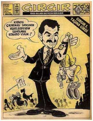 Gırgır Dergisi PDF indir | 1972-1994